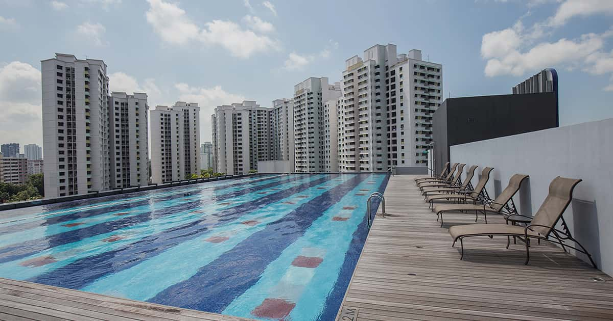 Fitness first 321 clementi gym fitness centre in singapore - Capital tower fitness first swimming pool ...